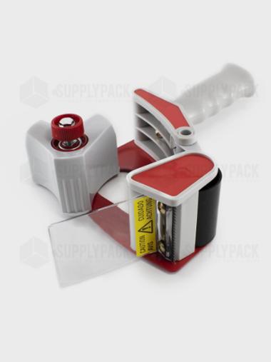 Aplicador Dispensador Manual de Fita Adesiva 50 MM Supplypack Vermelho
