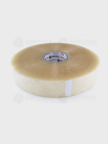 Fita Adesiva Transparente HotMelt 48X1200M 45 Micras Supplypack