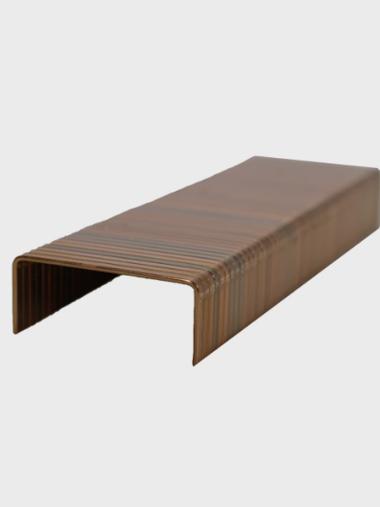Grampo Box p/ Fechamento de caixa de papelão 35/15 cx c/ 5 mil Supplypack