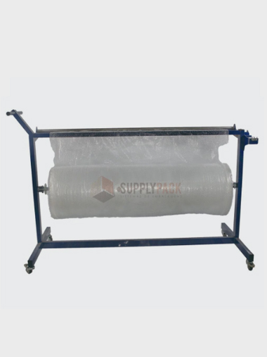 Suporte Móvel P/ Bobina De Plástico Bolha Supplypack