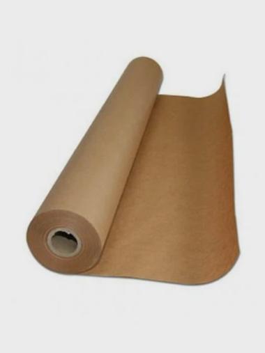 Bobina Papel Pardo Kraft Monolúcido 120cm 80G Supplypack