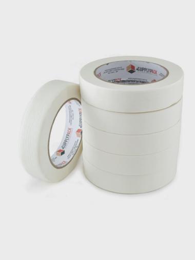 Fita Adesiva Crepe 24mm X 50m Supplypack