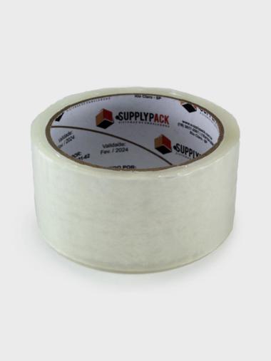 Fita Adesiva Transparente 48mm X 50m Supplypack