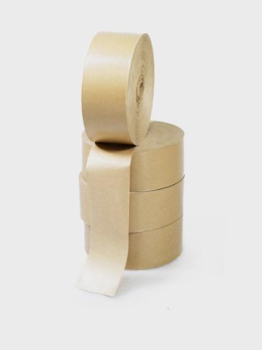 Fita Gomada sem Reforço 70mm Rolo c/ 1,5 kg Supplypack