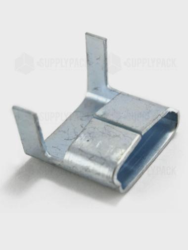 Selo Metálico VR p/ Fita de Aço 19mm KG Supplypack