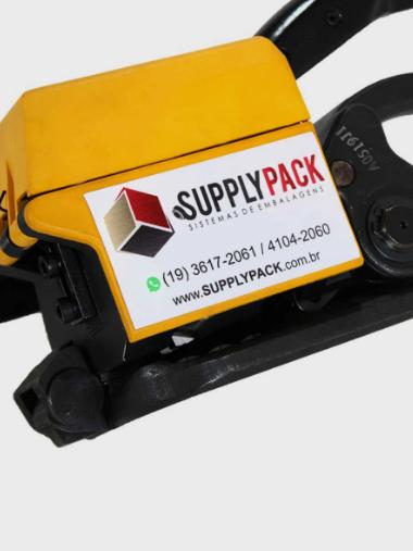 Esticador P/ Fita de Aço conjugado Estica, Crava e Corta A333 Supplypack