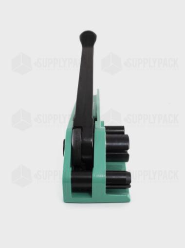 Esticador Tensionador de Fita de Arquear Pet PP de 10 A 19mm Verde Supplypack