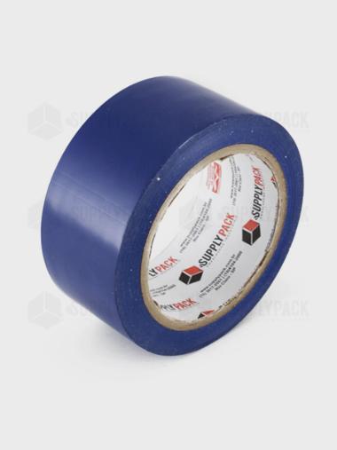 Fita Adesiva de Demarcação de Solo 48mm X 30m - Azul Supplypack