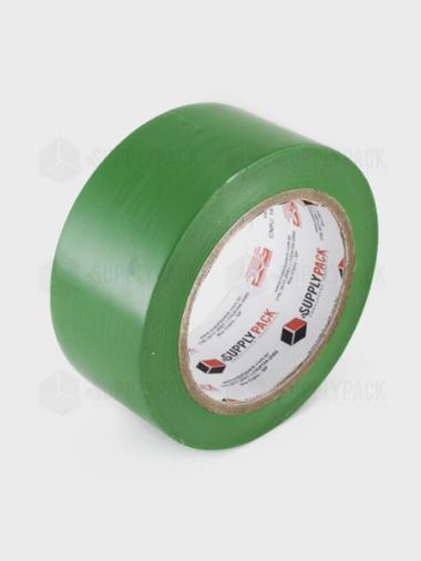 Fita Adesiva de Demarcação de Solo 48mm X 30m - Verde Supplypack