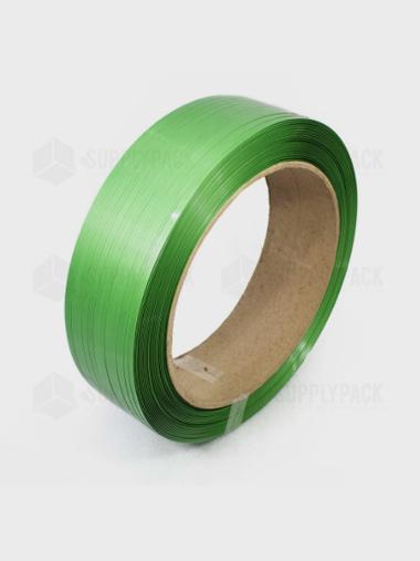 Fita Pet Verde de Arquear 16mm X 1200m Supplypack