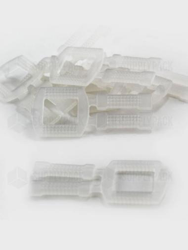Fivela Plástica 16mm - Pct. c/ 1000 Und. Supplypack