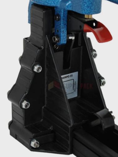 Grampeador Pneumático P/ Grampo Box 35/15 35/18 Supplypack