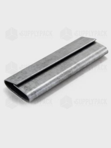 Selo Metálico TR p/ Fita de Aço 25mm KG Supplypack