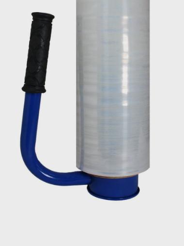 Aplicador Manual de Filme Stretch Azul Supplypack