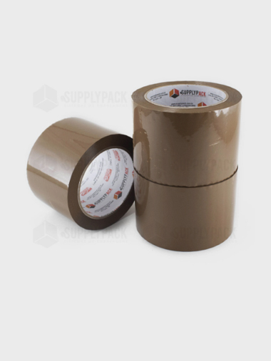 Fita Adesiva Marrom 72mm X 100m Supplypack