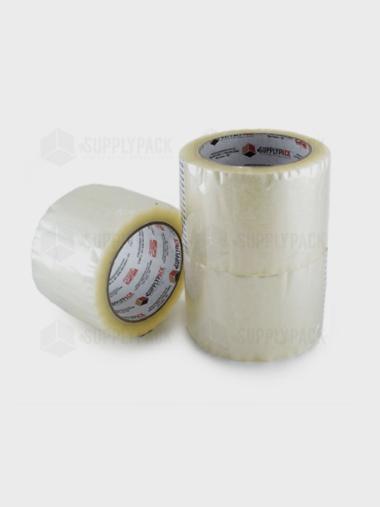 Fita Adesiva Transparente 72mm X 100m Supplypack