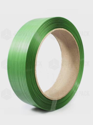 Fita Pet Verde de Arquear 13mm X 1200 metros Supplypack