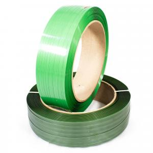 Fábrica de fita pet verde