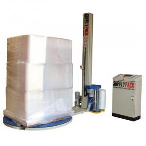 Maquina envolvedora paletizadora strechadeira filme stretch
