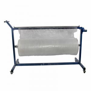 Suporte para bobina de plastico bolha
