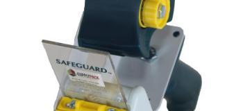 Aplicador de fita adesiva para empacotamento