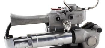 Esticador tensionador selador fita de arquear