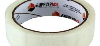 Fita adesiva transparente