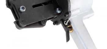 Selador pneumático para fita de aço