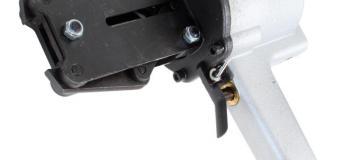 Selador pneumático para fitas de aço