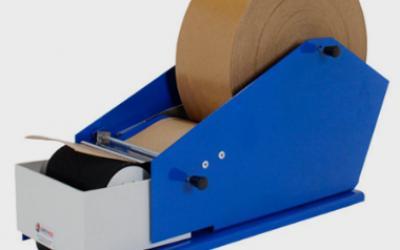 Dispensador de Fita Gomada Manual Canoa Supplypack
