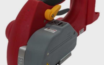 Esticador e Selador de Fita Pet elétrico H-45 a Bateria de 13 a 16 MM Supplypack