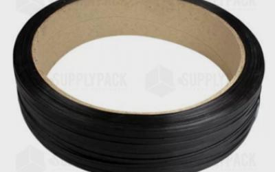 Fita Plastica PP de Arquear 13MM x 1,0 MM 850 Metros Supplypack